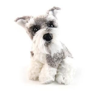 犬ぬいぐるみシュナウザーのぬいぐるみ (ひっつぅ〜くん・Jr) fromイギリス