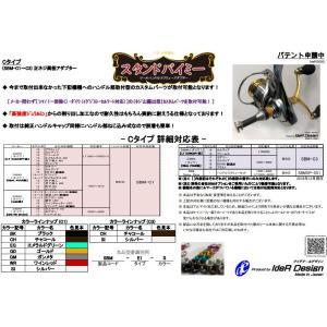 IdeRデザイン C3 アイデアールデザイン リールアダプター スタンドバイミー