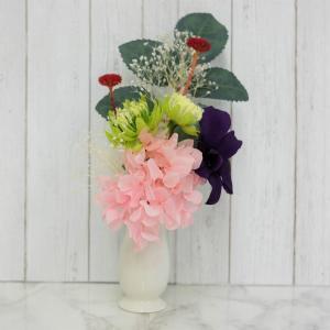 プリザーブドフラワー お供え 仏花 はなつつき|lecocon