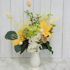 プリザーブドフラワー お供え 仏花 とこばな|lecocon