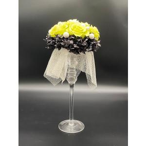 プリザーブドフラワー 開店 開業 お祝い グリーンパール|lecocon