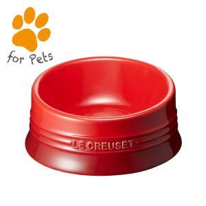 ペットボール(L) 公式 ルクルーゼ ル・クルーゼ るくるーぜ LECREUSET ペット 犬 猫 ペット用食器 セール ウインターセール