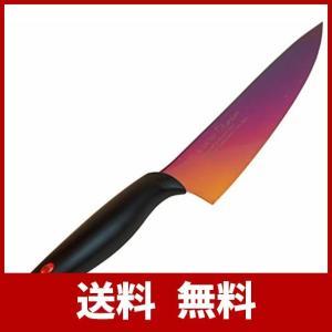 スミカマ (SUMIKAMA) 霞(KASUMI) チタニウム 剣型包丁 オパール 20cm 220...