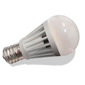 LED電球5Wクリプトン球タイプ 口金:E17 50W形 電球色相当【BL125-E17WW】
