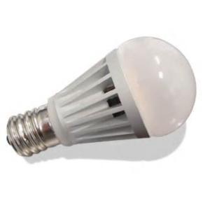 LED電球5W調光対応(クリプトン球タイプ) 口金E17 昼白色 50W相当 [BLD125-E17PW]