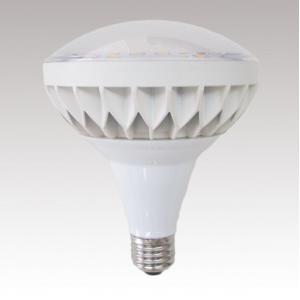 【2年保証】屋外用LEDライト20W 口金E26 電球色 200W形[SLT20-E26WW]
