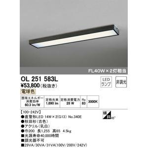 【送料最安値!】オーデリックODELIC LED和風照明 OL251583L 電球色 非調光 led-fukyuu-iinkai
