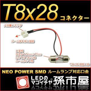 T8x28コネクター ネオパワーSMDシリーズ対応