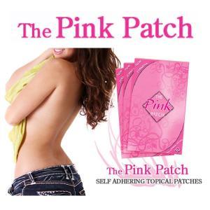Pink Patch(ピンクパッチ)やせたい部分に貼るだけ led