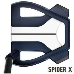 テーラーメイド 2019 スパイダー X ブルー×ホワイト スモールスラント パター