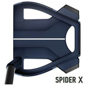 テーラーメイド 2019 スパイダー X ブルー スモールスラント パター
