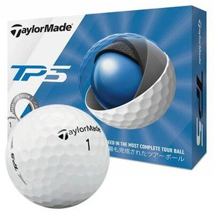 テーラーメイド 2019 TP5 ボール ホワイト 1ダース leftygolf