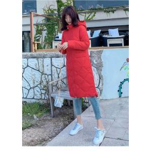 中綿コート レディース キルティングコート フード付き コート 厚手 女性 アウター 中綿 暖かい 冬 お洒落 シンプル|lefutur|11