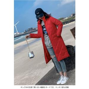 中綿コート レディース キルティングコート フード付き コート 厚手 女性 アウター 中綿 暖かい 冬 お洒落 シンプル|lefutur|05
