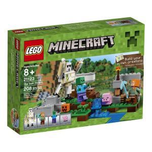 レゴ マインクラフト 21123 アイアンゴーレム LEGO Minecraft The Iron ...