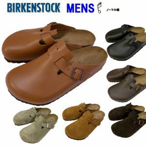 当モデル、BIRKENSTOCK BOSTONは発売開始30年以上のロングセラーモデル。甲が比較的高...