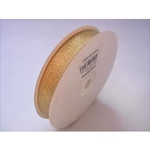 期間限定・半額/5/8インチ(15mm)ゴールドラメリボンリボンレイ 作り方 材料 サテン ピコ ククイ 手作り ハンドメイド|leimaikai-hawaii