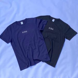 ALOHA/半袖Tシャツ・フリーサイズ ビーチコーデ 西海岸 リゾート デニム leimaikai-hawaii