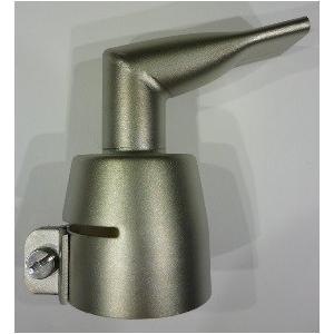 ライスター・トリアック型用平型ノズル 20mm巾 90°曲げ|leister