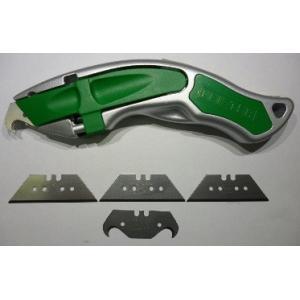 ライスター・カッター(フック刃2枚、ストレート刃3枚、専用ケース付)|leister
