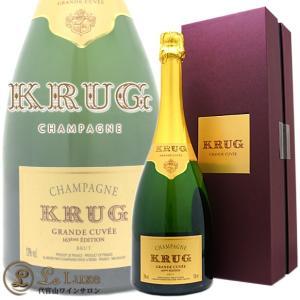 クリュッググランド キュヴェ エディション 163 シャンパ...