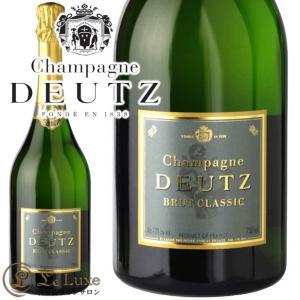 【商品名】Deutz Brut Classic 【生産地】フランス/France>シャンパーニュ地方...