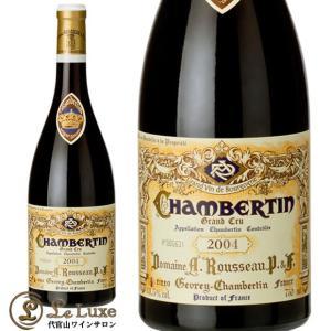 アルマン・ルソー シャンベルタン・グラン・クリュ[2004]赤ワイン/辛口/フルボディ [750ml]...