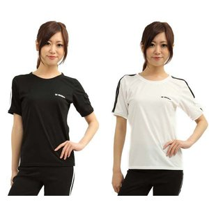 翌日配達「あすつく」★701フィットネスウエア★半袖Tシャツ M L|lemode1