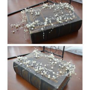 髪飾り 和装 パール 袴 振袖 成人式 結婚式 卒業式 着物 ヘッドドレス ウェディング ブライダル...