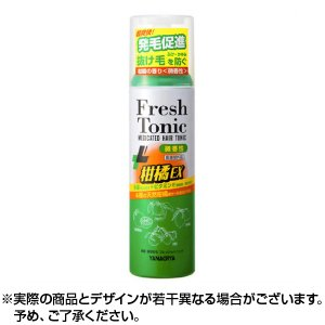 薬用育毛 フレッシュトニック 190g 柑橘EX 微香性
