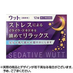 ウット 12錠 指定第2類医薬品