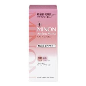 ミノンアミノモイスト MINON クリア ウォッシュパウダー 酵素洗顔パウダー ×1個|lens-deli