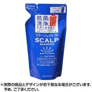 コラージュフルフル スカルプシャンプー マリンシトラスの香り つめかえ用 260ml 持田製薬 ×1...
