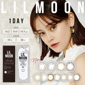 カラコン カラーコンタクトレンズ ワンデー 度あり 度なし ローラさんモデル LILMOON 1DAY 1箱10枚入り送料無料 ディファイン 口コミ ランキング|lens-pia