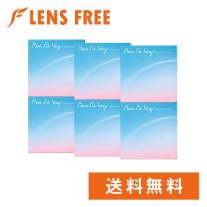 【キャッシュレス5%還元】コンタクトレンズ1DAY エアロフィットワンデー×6箱セット 送料無料|lensfree