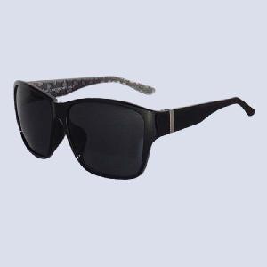 サングラス コスメグラス ブラック レオパード モノトーン CG1001-c1|lensgallerys