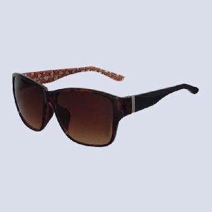 サングラス コスメグラス ブラウンデミ レオパード ブラウン CG1001-c5|lensgallerys