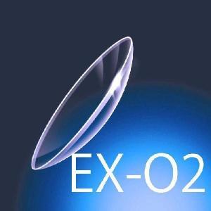 【郵便】【送料無料】ボシュロム EX-O2  酸素透過性ハードコンタクトレンズ|lensgallerys