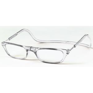 老眼鏡 クリックリーダー クリア (CL)|lensgallerys