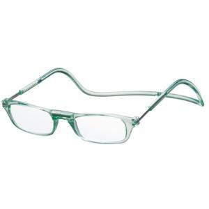 老眼鏡 クリックパステル グリーンパステル (PGN)|lensgallerys