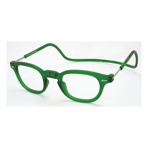 老眼鏡 クリック ヴィンテージ エメラルドグリーン|lensgallerys