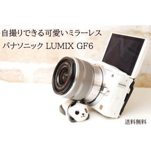 ミラーレス一眼 Panasonic パナソニック LUMIX DMC-GF6 レンズキット