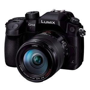 パナソニック ルミックス LUMIX GH4 DMC-GH4H-K 14-140mmズームレンズキッ...
