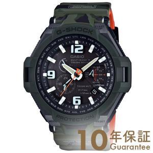 カシオ Gショック グラヴィティマスター ソーラー 電波 時計 メンズ 腕時計 GW-4000SC-3AJF