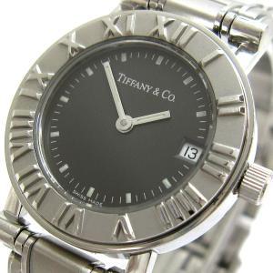 ティファニー 時計 アトラス ラウンド レディース ブレスモデル BOXつき Tiffany&Co|leonshop