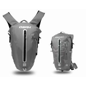 防水(IPX6)パック DRY PAK バックパック 8L 2カラー 送料無料 OSAH/OS-B14603|leospo