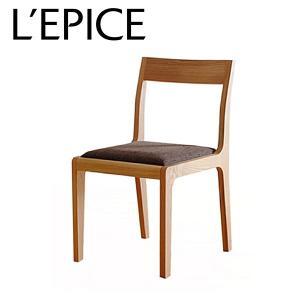 ダイニングチェア ノルディカ Aタイプ(ホワイトオーク)|lepice