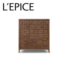 チェストC GREEN ウォルナット|lepice