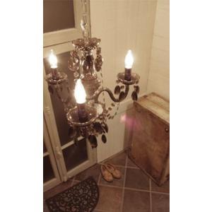 国産 ペンダントライト シャンデリア マエストロ ブラック 60Wシャンデリア球 LED対応 蛍光灯対応|lepice|03