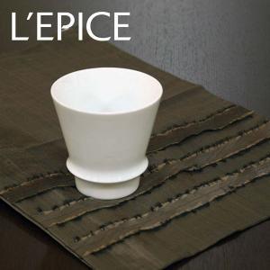 至高の焼酎グラス 白磁(はくじ)|lepice